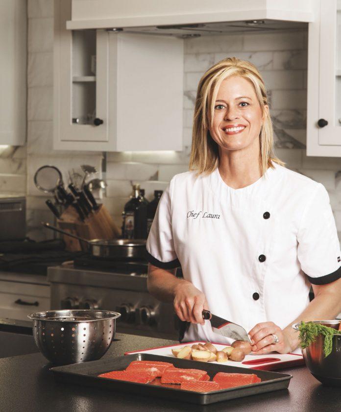 Chef Laura Stewart