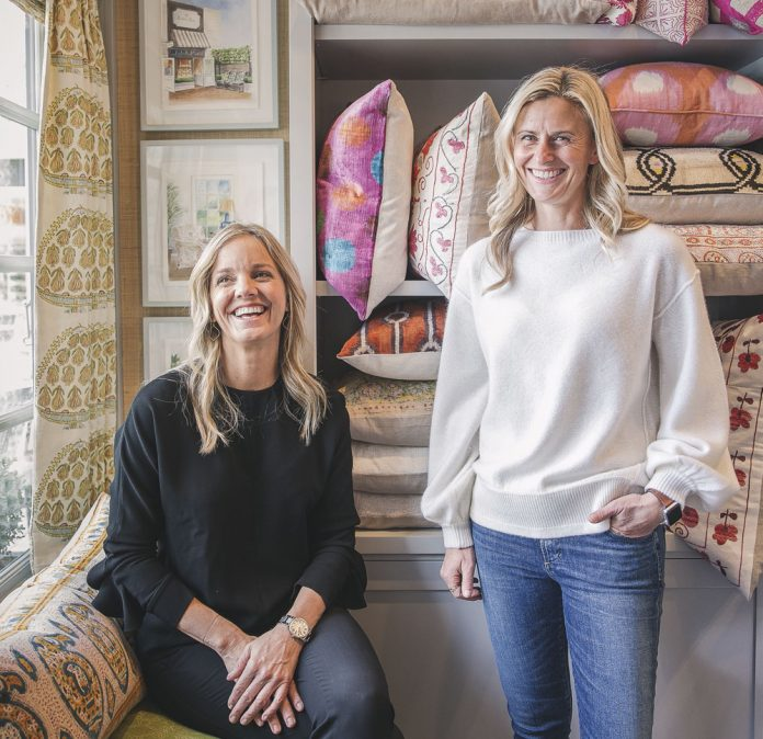 Owners of the Cushion Shop