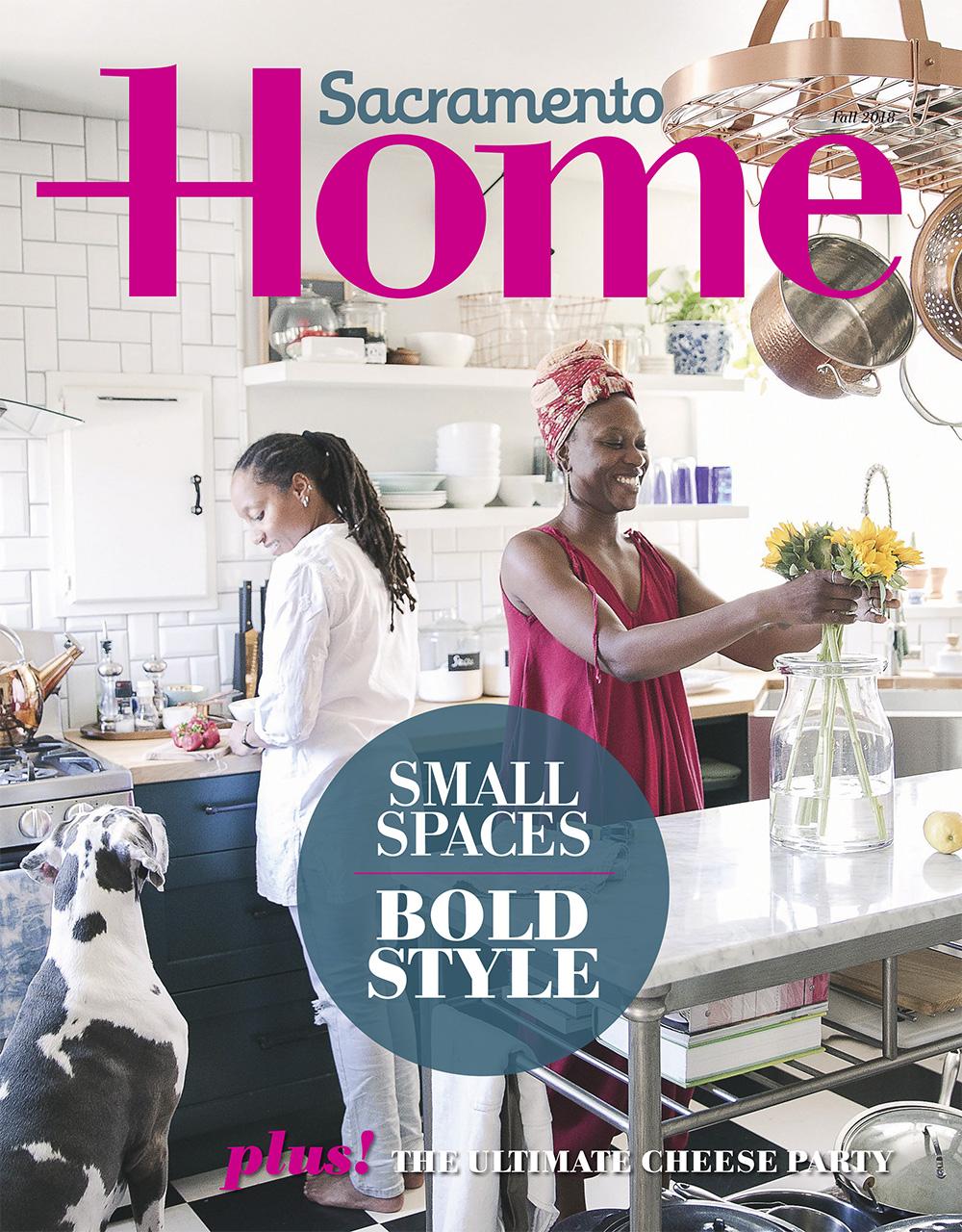 Sacramento Home Magazine Subscription Renewal