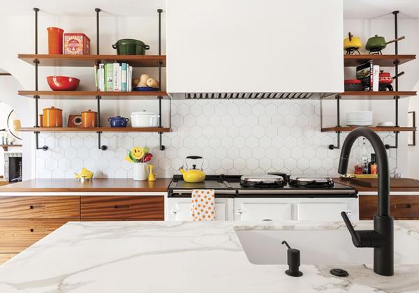 kitchen modernizing