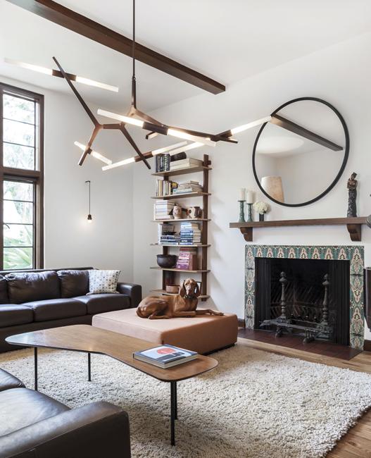living room modernizing